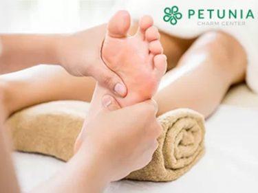 Massage chân thư giãn