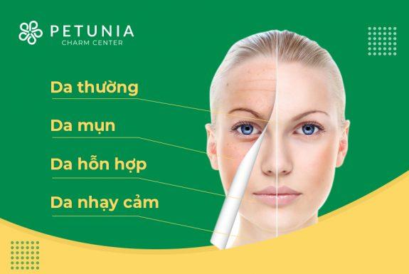 Phân biệt các loại da và cách chăm sóc đúng cách