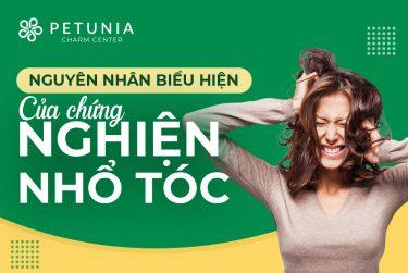 Tìm hiểu về hội chứng nghiện nhổ tóc - nguyên nhân gây hói đầu
