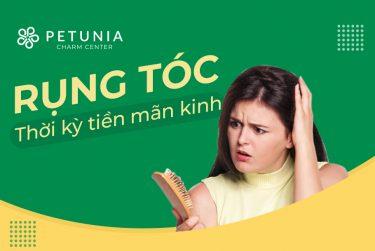 Rụng tóc thời kỳ mãn kinh làm sao để khắc phục