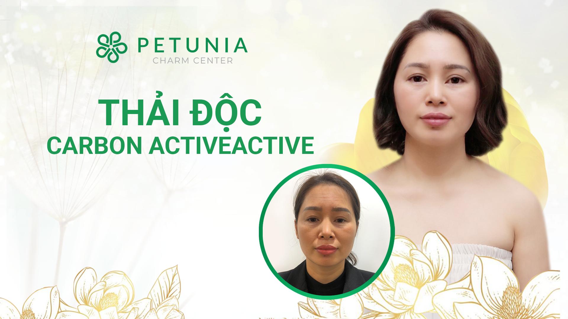 Feedback chân thực của chị Thanh Nga (37 tuổi) sau khi thải độc Carbon Active