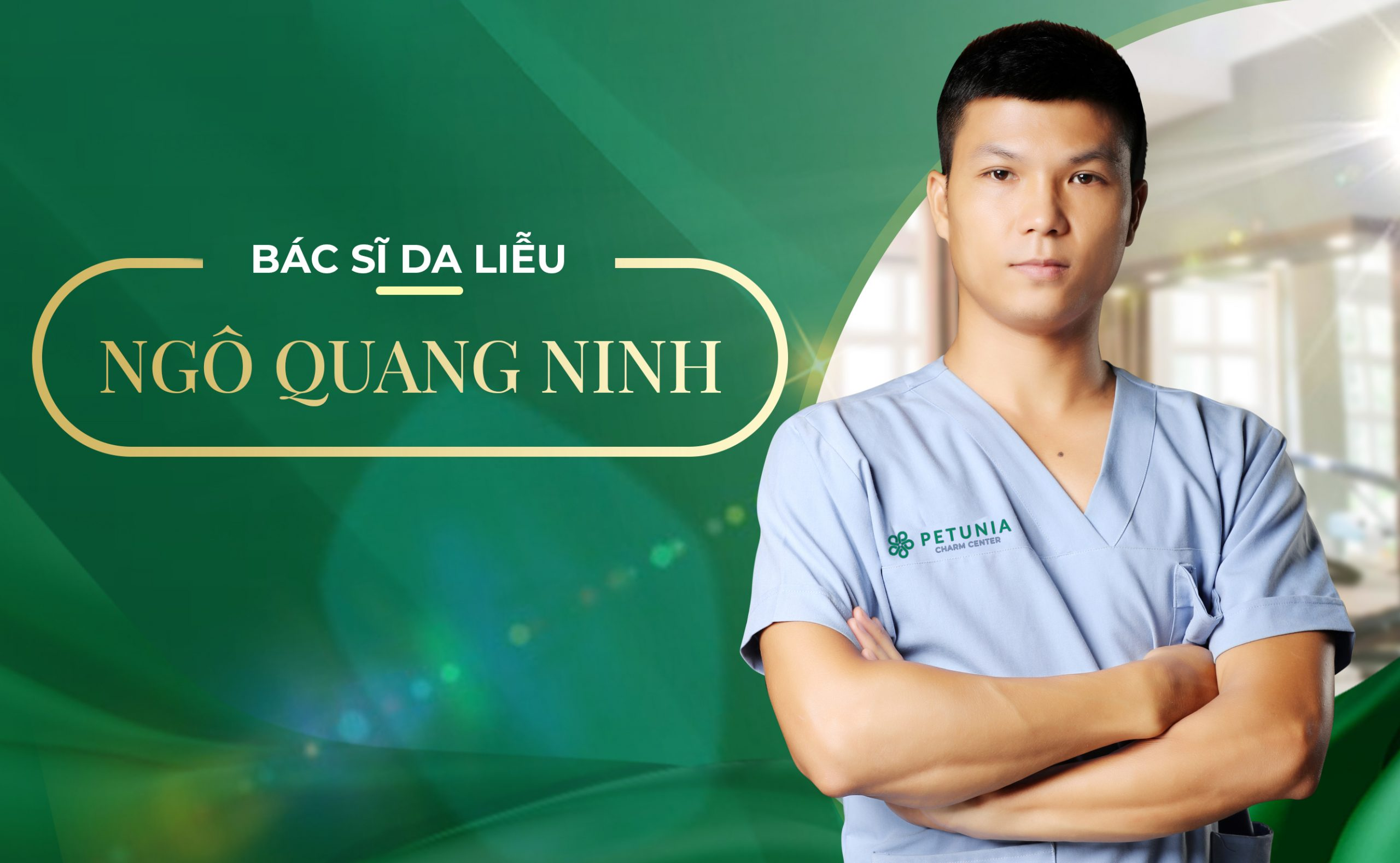Chuyên gia da liễu Ngô Quang Ninh