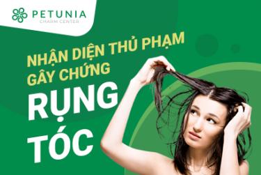 Nhận diện thủ phạm gây chứng rụng tóc