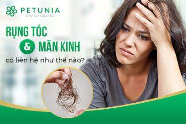 Rụng tóc và mãn kinh có liên hệ như thế nào?